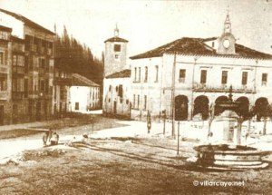 villar plaza mayor 1933