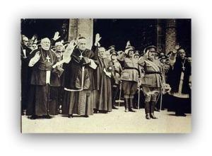 ¿Quién organizó la represión en Las Merindades'