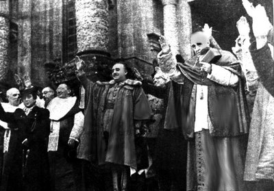 Franco y los obispos