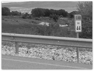 km 44 CL 629 Fosa La Mazorra 2
