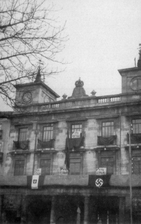 ayutamiento de Burgos nov 36... en el recuerdo