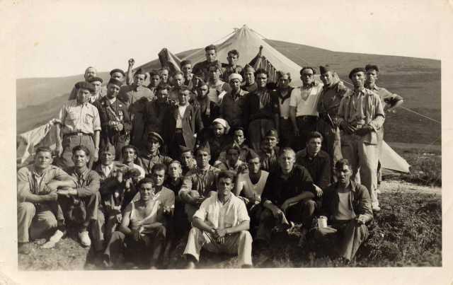 LOS Tornos 1936