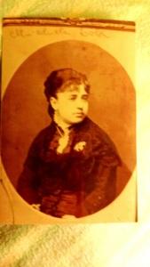 Dolores Cañete Seoane, madre de los hermanos Sanjuán-Cañete
